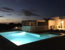 Ugento - Maison de vacances villa pietra pool