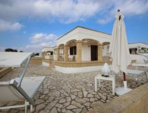 Marina di Pescoluse - Maison de vacances Red sun apartment