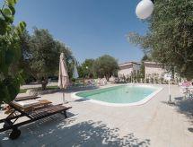Otranto - Maison de vacances Rie sun apartment