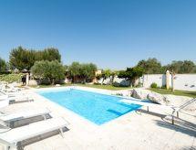 Lizzanello - Holiday House Villa blu con piscina