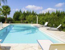 Lecce - Vakantiehuis Villa Canopus
