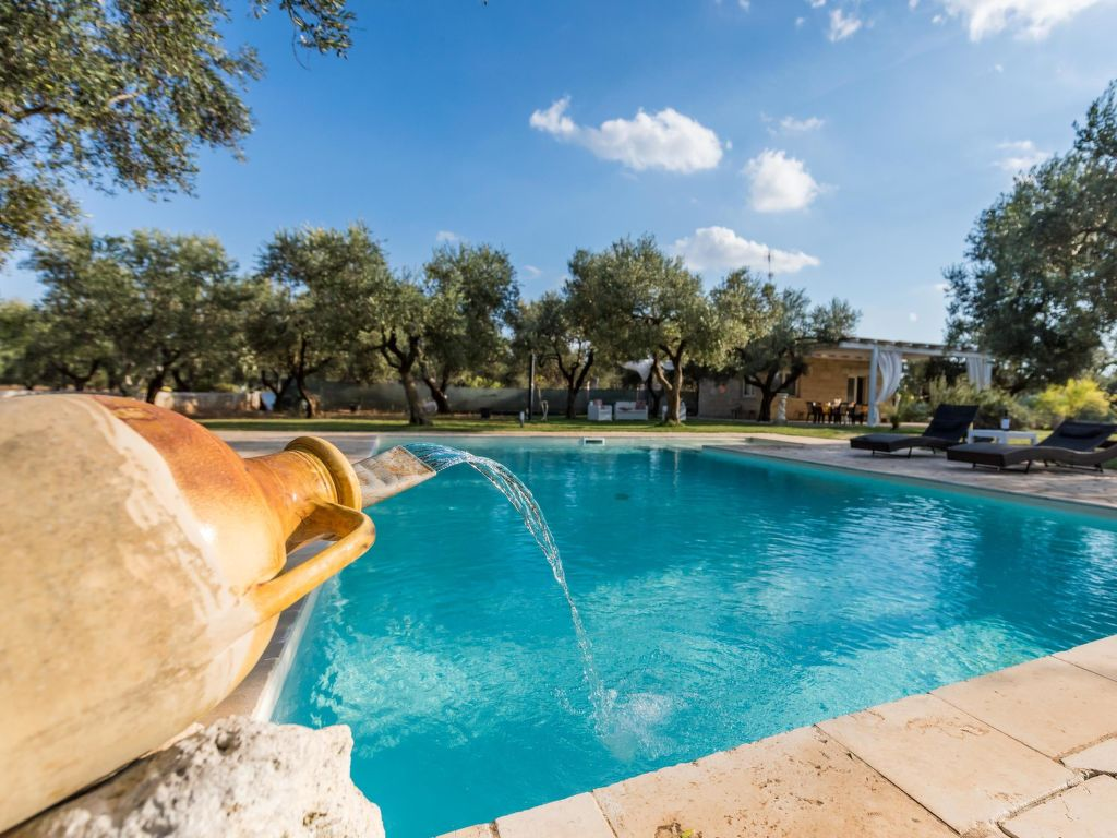 Ferienhaus Villa Safiria Ferienhaus  Apulien
