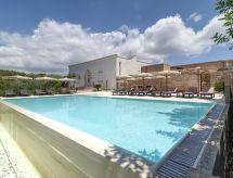 Lecce - Maison de vacances Masseria romantica MaldiveDelSalent