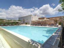 Lecce - Maison de vacances Masseria con piscina zona Mal