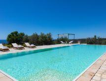 Lecce - Vakantiehuis Tenuta Imperiale