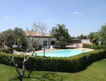 Lecce - Vakantiehuis Villa delle Palme