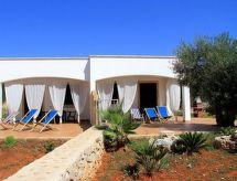 Lecce - Vakantiehuis Villa Xeni
