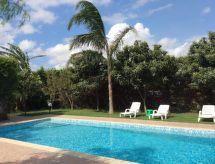 Brindisi - Ferienhaus Villa Apani