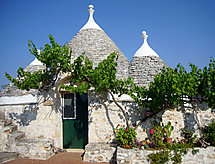 Ostuni - Holiday House Trillo Trullo