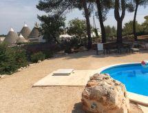 Ceglie Messapica - Casa de vacaciones Trullo Tosca