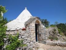 Ceglie Messapica - Maison de vacances Trullo Selva