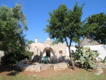 Ceglie Messapica - Holiday House Trullo Camino