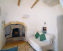 Foto 5 interieur - Vakantiehuis Trullo Camino, Ceglie Messapica