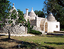 Ceglie Messapica - Holiday House Trullo Massimo