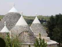 Ceglie Messapica - Holiday House Trullo Butterfly