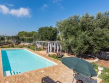 Ceglie Messapica - Vakantiehuis Villa Calliope