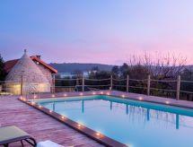 Alberobello - Ferienhaus Tenuta Olimpo
