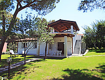 Valledoria - Ferienhaus Lentischio