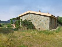 Trinità d'Agultu - Ferienhaus Cascabraga