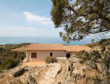 Isola Rossa - Vakantiehuis Tramonto