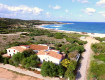 Isola Rossa - Maison de vacances Stella Marina