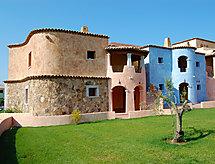 Il Borgo mit Waschmaschine und Balkon