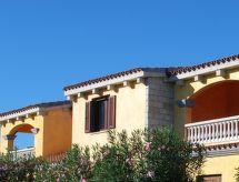 San Teodoro - Lejlighed Oasi blu vista mare