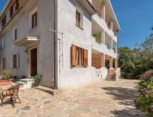 Cala Gonone - Maison de vacances CASA COLLODI
