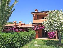 Costa Rei - Ferienwohnung Marrone