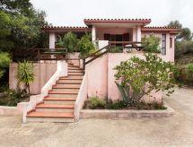 Chia - Maison de vacances Villa Panoramica Chia 2