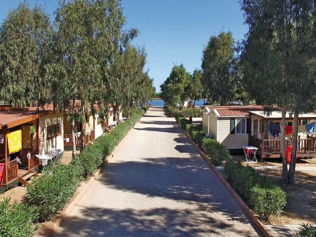 Ferienhaus Camping Laguna Blu (AGH131) Ferienhaus