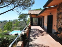 Elba Capoliveri - Maison de vacances Eucalipti