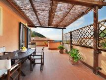 Elba Nisporto - Apartment Altaluna