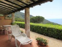 Elba Nisporto - Holiday House Reihenhaus (NIP110)