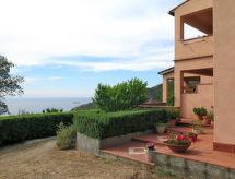 Elba Nisporto - Appartement La Paradisa (NIP102)