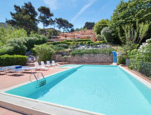 Elba Nisporto - Vakantiehuis Residence La Fonte (NIS150)