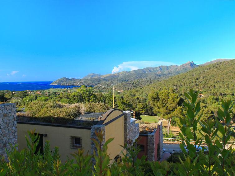 Ferienwohnung Exquisite Elba mit Parking und Babybett
