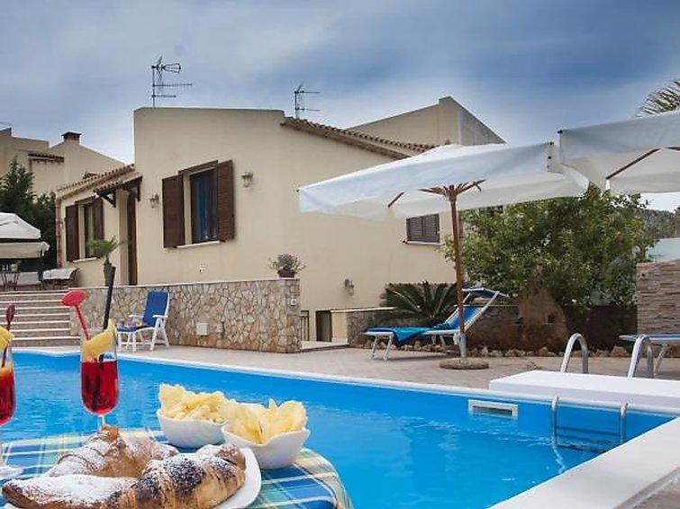 met je hond naar dit vakantiehuis in Castellamare del Golfo