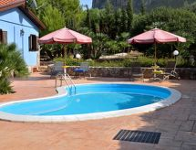 Castellamare del Golfo - Vakantiehuis Villa dei Mandorli