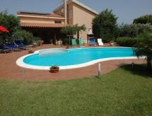Trapani - Dom wakacyjny Rita