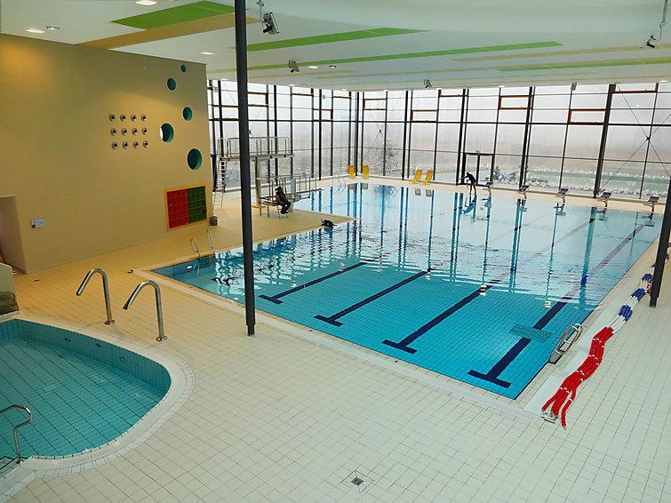 vacances au luxembourg avec piscine Location de vacance Luxembourg - Les Ardennes - Hosingen Appartement 61m2  pour 6 personnes, avec piscine