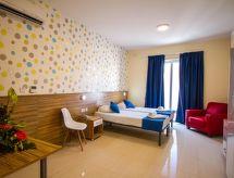Sliema-Gzira - Apartment Studio Standard Balcony Blubay