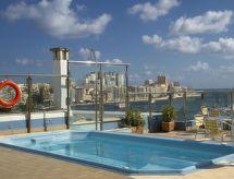 Sliema-Gzira - Apartment Classic Studio Inland 115 2pax