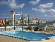 Sliema-Gzira - Apartment Classic Studio Inland 115 4pax