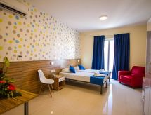 Sliema-Gzira - Apartment Studio Standard Inland Blubay