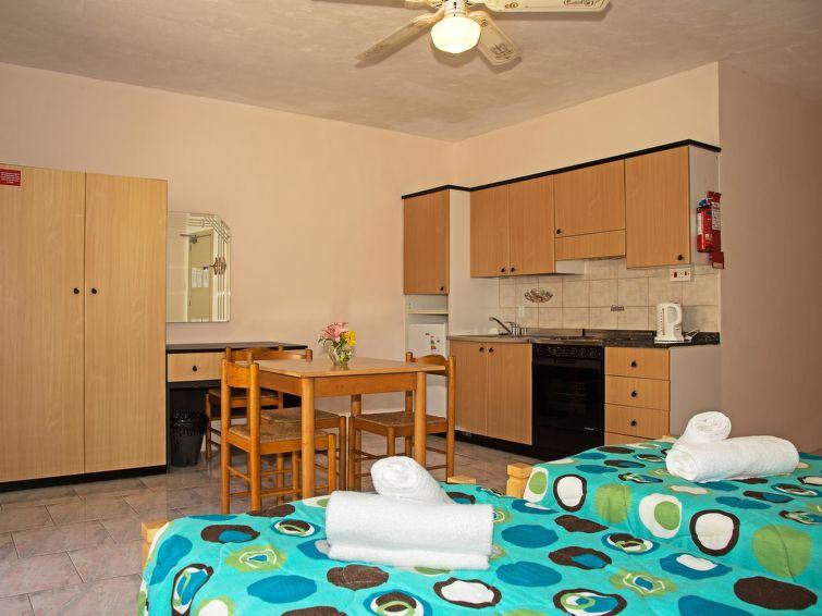 Апартаменты 1 BDR standart balcony Dolfin