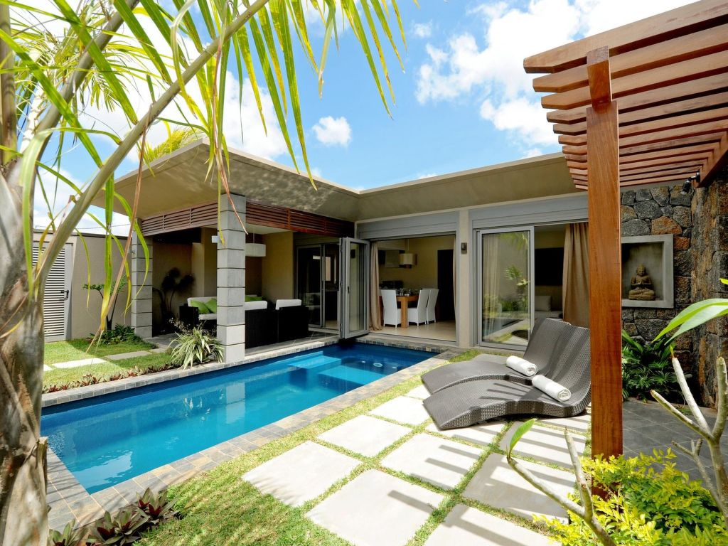 Ferienhaus Athena Villas Ferienhaus auf Mauritius