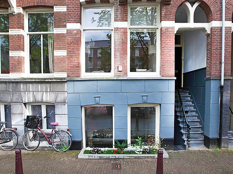 Apartamento de vacaciones Nieuwe Prinsengracht