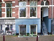 Nieuwe Prinsengracht avec gobelet et WiFi