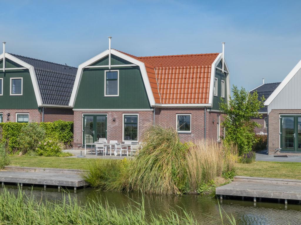 Ferienhaus EuroParcs Poort van Amsterdam Bungalow